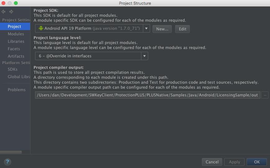 AndroidStudio_LicenseSampleTutorial_SDKV