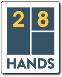 Logo for 28 Hands